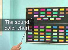 The Color Of Chart The Silent Way By Ghaida Aljabri