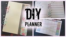 How To Make Your Own Planner Pages In Word Diy Planner I How To Make Your Own Planner From Scratch