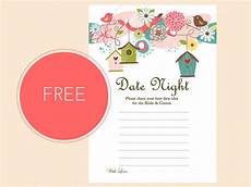 Date Night Card Templates Free Printable Date Night Idea Cards Magical Printable