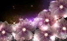 flower wallpaper live خلفيات الزهور المتوهجة glowing flowers live wallpaper