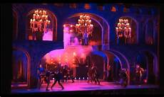 San Diego Stage Lighting Vivid Rgb Neon Stage Lighting From Old Globe Theatre
