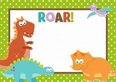 Cute Invitation Templates Free Dinosaur Birthday Invitations Free Printable