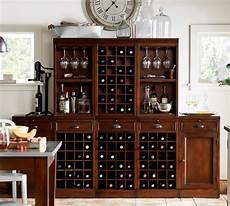 modular bar cabinet with 1 wine hutch 2 open hutch