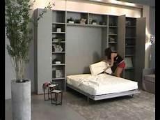 libreria per da letto letto a scomparsa artigiani in citt 224 con armadi e librerie