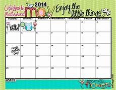 Printable Calendar May May 2014 Calendar Is Here Enjoy The Little Things