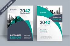Book Covers Design Templates Corporate Book Cover Design Template In A4 Premium Vector