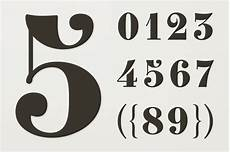 Fonts For Numbers 40 Best Number Fonts For Displaying Numbers Design Shack