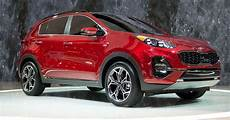 Kia Sportage 2020 Model by 2020 Kia Sportage Debuts With Updated Styling And A Lot