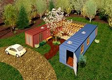 city building blocks shipping container structures are