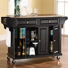 kitchen island with storage kitchen island on casters homesfeed