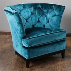 Blue Sofa Chair 3d Image by Living Room Furniture Teal Blue Tufted Velvet Sofa