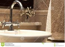 Beautiful Bathroom Sinks Beautiful Sink In A Bathroom Royalty Free Stock Photo