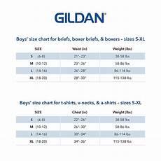 Gildan Youth Medium Size Chart Theyfit Size Chart The Arts