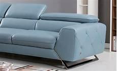Aqua Leather Sofa 3d Image by Graceful Tufted Italian Top Grain Leather Sectional Sofa