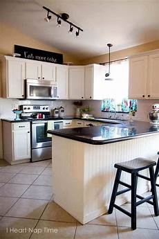 how to paint kitchen cabinets white i nap time