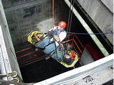 Confined Space Rescue Training From Ers