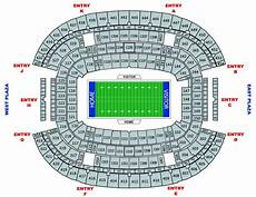 At T Cotton Bowl Seating Chart At Amp T Stadium Seating Chart Gem Hospitality