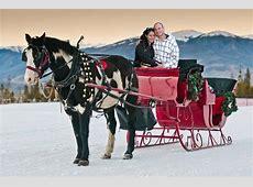 Colorado Winter Sleigh Rides & Summer Chuck Wagon Rides