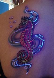 Seahorse Designs Black 65 Best Seahorse Tattoos