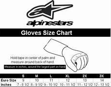 Motorcycle Glove Size Chart Uk Alpinestars Gp Pro Leather Street Bike Gloves S 3xl