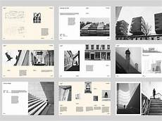Architecture Portfolio Layout Architect Portfolio By Brochure Design On Dribbble