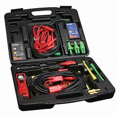 Power Probe Chart Power Probe 3 Master Kit Ppkit03 With Gold Leads And Short