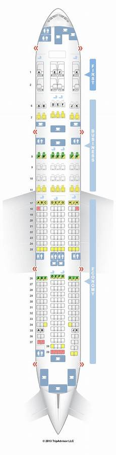 Boeing 777 300er Seating Chart Delta Delta Boeing 777 300er Seat Map Brokeasshome Com