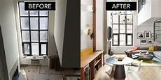 before after soho duplex decor aid makeover