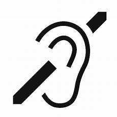 Deaf Or Hearing Impaired Accessibility Services Available To Hearing Impaired The