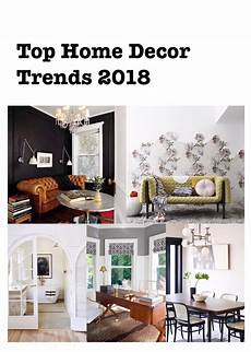 the top home decor trends for 2018 harlow thistle