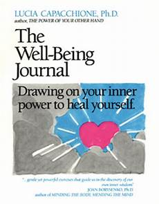 The Well Being Journal Drawing On Your Inner Power To