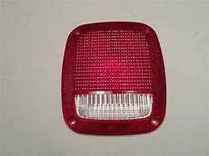 Jeep Cj5 Lights Jeep 1976 2006 Cj5 7 8 Yj Tj Light Lens Great Oem