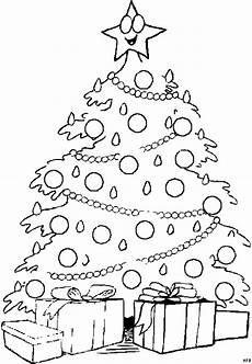 Gratis Malvorlagen Weihnachten Kostenlose Malvorlage Weihnachten Weihnachtsbaum Mit