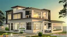Modern House Floor Plans Free Beautiful Modern House In Tamilnadu Kerala Home Design