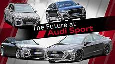 Audi New Models 2020 by 2020 Audi Sport Model Guide 6 New Vehicles Are Coming Fast