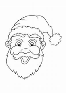 ausmalbilder nikolaus weihnachtsmann weihnachten malvorlagen einfach coloring and malvorlagan