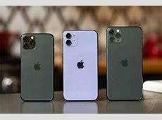 What is the price of iPhone 11, iPhone 11 Pro and IPhone