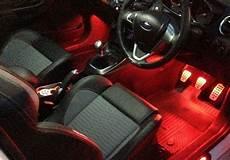 Fiesta St Led Interior Lights Ford Fiesta Mk6 Mk7 2002 Onwards St Zetec S Titanium Led