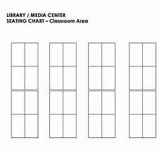 Classroom Seating Chart Template Microsoft Word Classroom Seating Chart Template 22 Examples In Pdf