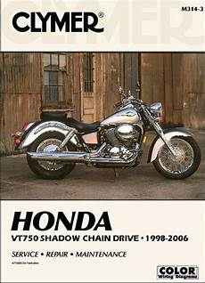 Honda Vt750 Shadow Manual Service Repair Owners