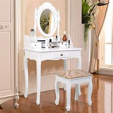 furniture add elegance white vanity table that suits your