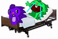 image hospital bed with anthros png happy tree friends