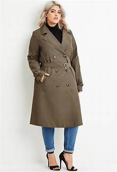 coats for plus size plus size trench coat wardrobemag