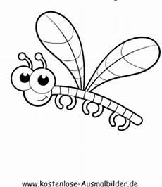 ausmalbild insekt 1 zum ausdrucken
