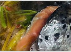 Easiest Way to Make Tasty Salmon & Kang Kong in Tamarind
