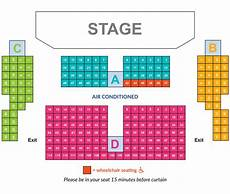 Asolo Seating Chart Seating Map Showboat Festival Theatre Port Colborne