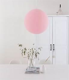 Pink Cotton Ball Lights Cotton Ball Lights Hanging Lamp Light Pink Cotton Ball