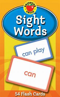 Flash Cards Words Cheapest Copy Of Sight Words Flash Cards Brighter Child