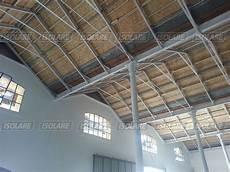 coibentazione interna tetto coibentazione vecchio canapificio a treviso