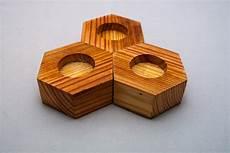 Tea Light Holder Crafts Hex Tea Light Holders 171 Hog Island Woodcraft